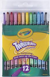 Crayola: 12 Twistables Crayons