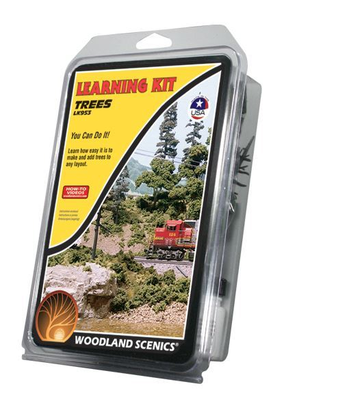 Woodland Scenics Tree Making kit