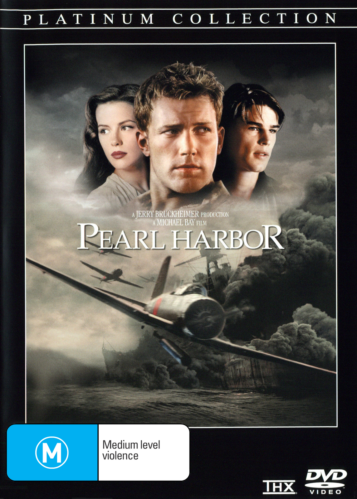 Pearl Harbor (1 Disc) on DVD image