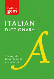 Collins Italian Gem Dictionary by Collins Dictionaries