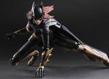 Batman: Arkham Knight - Play Arts Kai Batgirl Figure