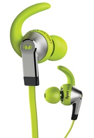 Monster: iSport Victory - In-Ear Sport Headphones (Green)