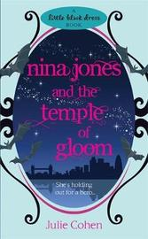 Nina Jones and the Temple of Gloom by Julie Cohen image