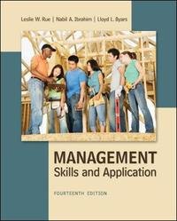 Management: Skills & Application by Leslie W. Rue