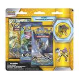 Pokemon TCG Raikou 3 Pack Pin Blister