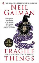 Fragile Things by Neil Gaiman image