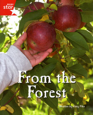 Fantastic Forest Red Level Non-Fiction: From the Forest by Katy Pike image