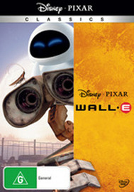 WALL-E (Disney Pixar Classics) on DVD