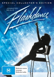 Flashdance - Special Collector's Edition on DVD image