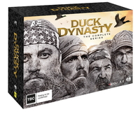 Duck Dynasty: The Complete Collection on DVD image