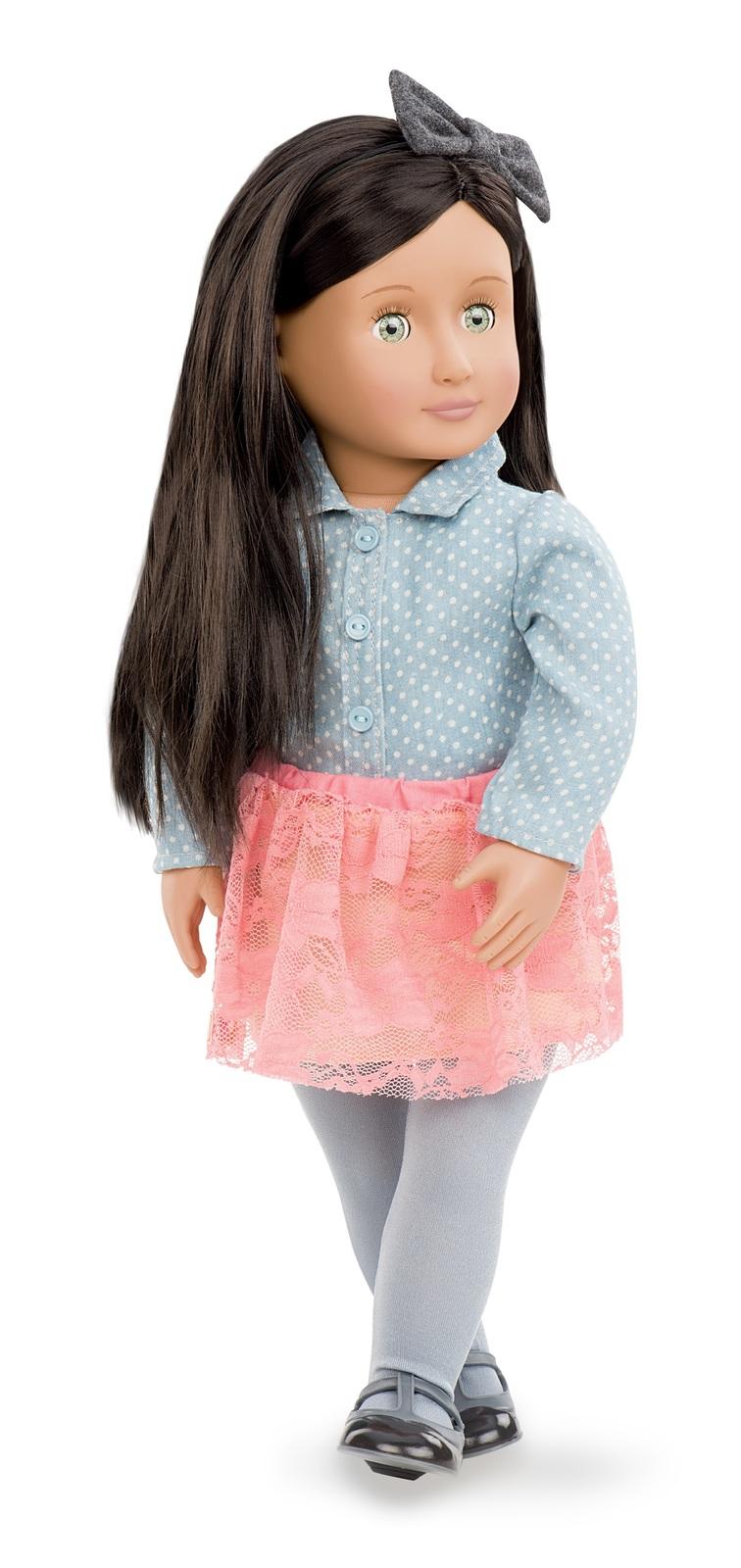 "Our Generation: 18"" Regular Doll - Elyse image"