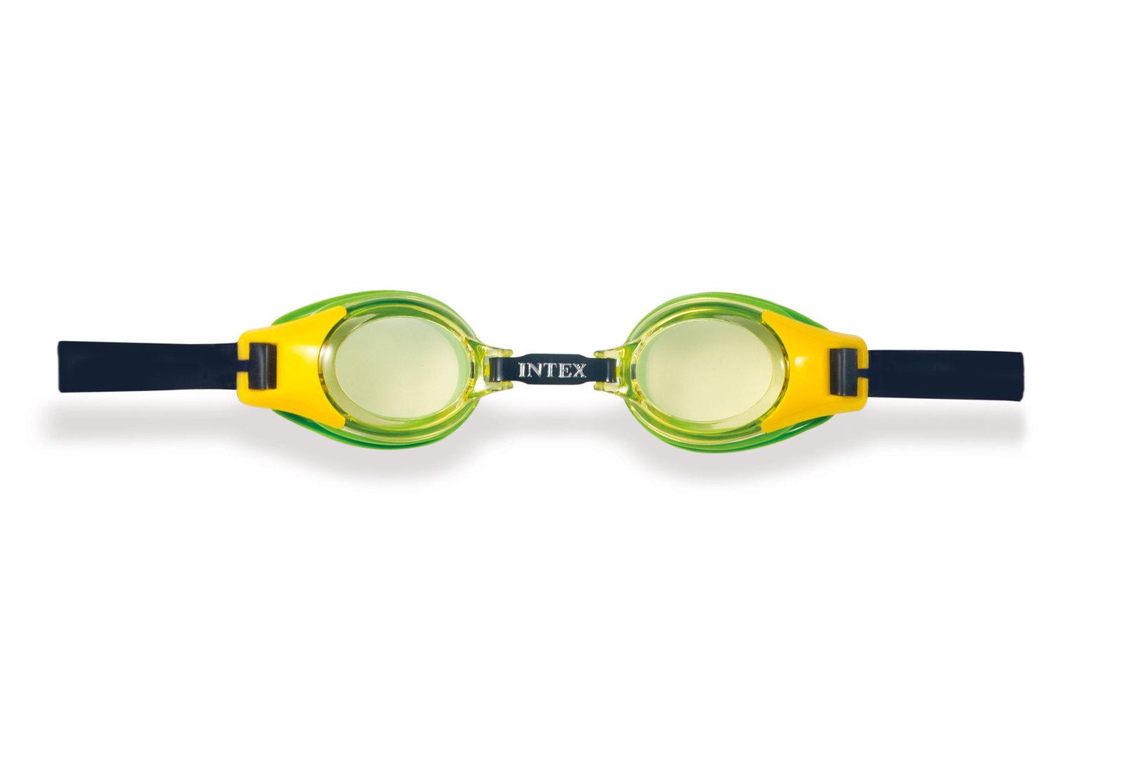 Intex: Junior Goggles - Green image
