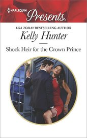 Shock Heir for the Crown Prince by Kate Walker