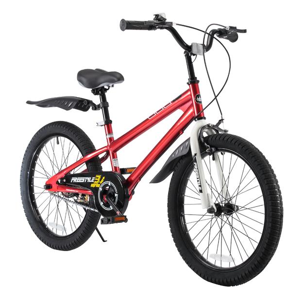 "RoyalBaby: BMX Freestyle - 20"" Bike (Red)"
