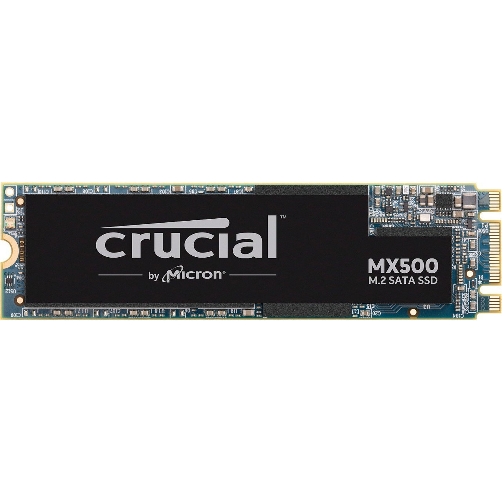 Crucial MX500 1TB 3D NAND M.2 Type 2280 Internal SSD image