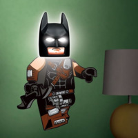 LEGO Movie 2: Batman Mask Night Light