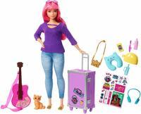 Barbie: Dreamhouse Adventures - Daisy Travel Doll