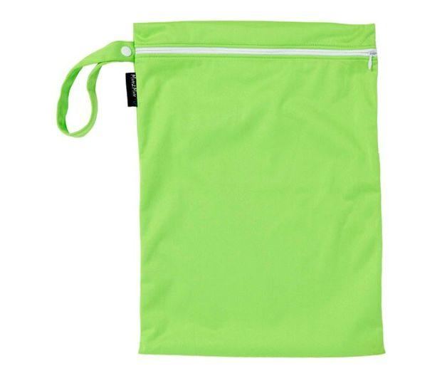 Mum 2 Mum: Wet Bag - Lime