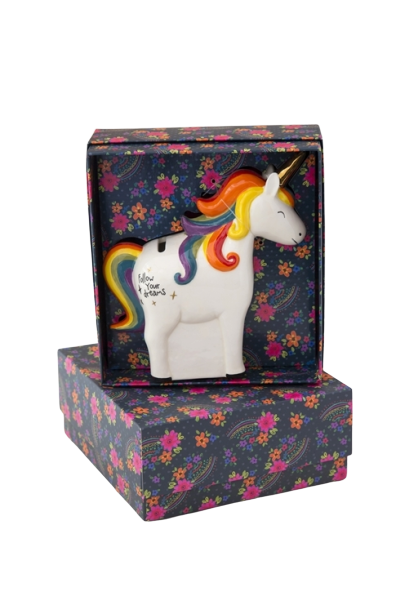 Natural Life: Bank - Unicorn Don't Dull Sparkle