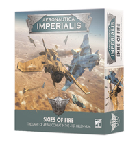 Aeronautica Imperialis: Skies of Fire image