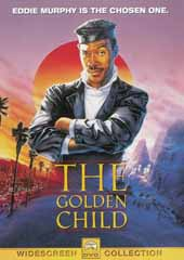 The Golden Child on DVD