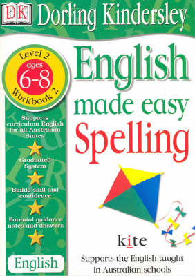 English Made Easy: Spelling: Level 2, Workbook 2 by Dorling Kindersley image