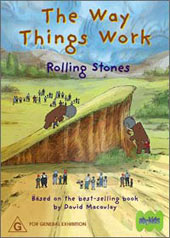 Way Things Work, The - Rolling Stones on DVD