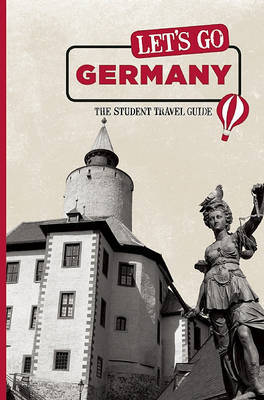 Let's Go Germany: The Student Travel Guide by Harvard Student Agencies, Inc. image