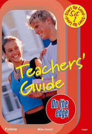 On the edge: Start-up Level Set 1 - Teacher Book by Mary Green image