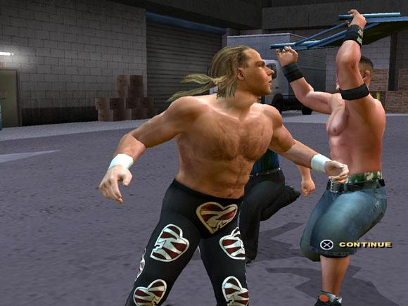 WWE SmackDown! vs RAW for PlayStation 2 image