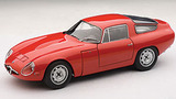 AUTOart Alfa Romeo Guilia TZ 1:18 Diecast Model - Red
