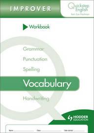Quickstep English Workbook Vocabulary Improver Stage by Sue Hackman