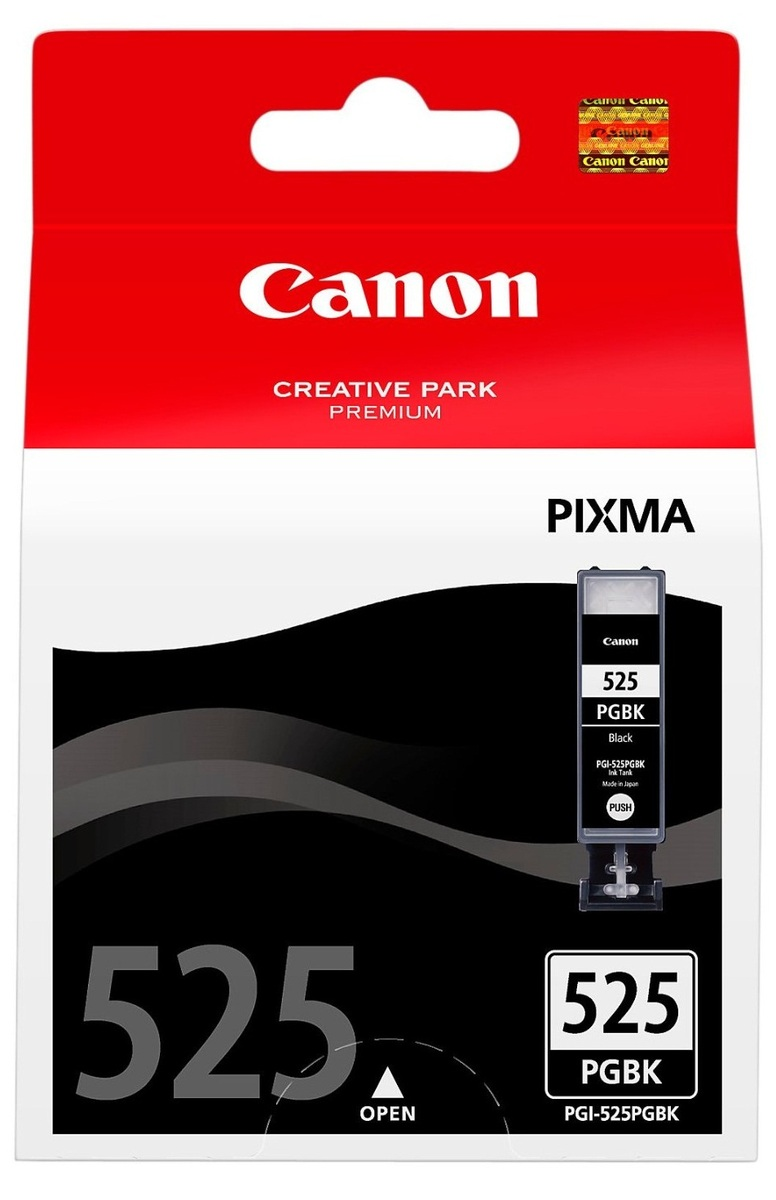 Canon Ink Cartridge - PGI525BK (Black) image