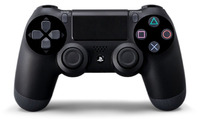 PlayStation 4 Dual Shock 4 Wireless Controller - Black for PS4