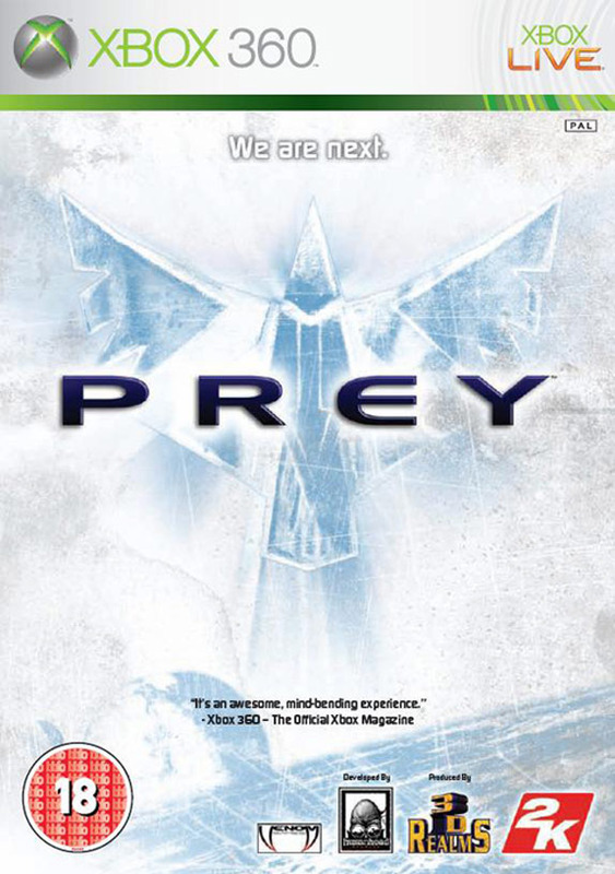 Prey (ex shelf stock) for Xbox 360