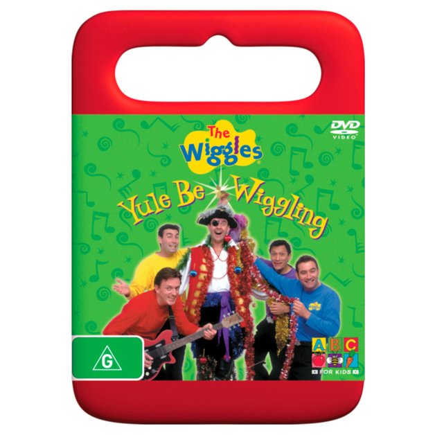 The Wiggles - Yule Be Wiggling on DVD