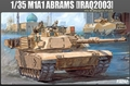 "Academy M1A1 Abrams ""Iraq 2003"" 1/35 Model Kit"