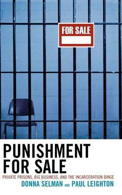 Punishment for Sale by Donna Selman