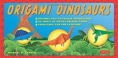 Origami Dinosaurs by Michael G LaFosse image