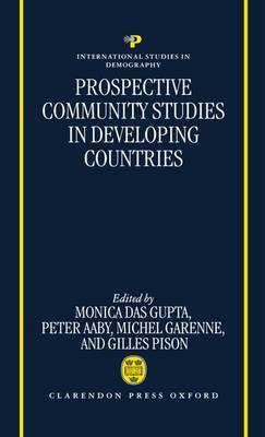 Prospective Community Studies in Developing Countries image