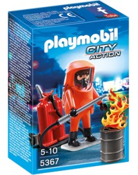 Playmobil: Special Forces Firefighter (5367)