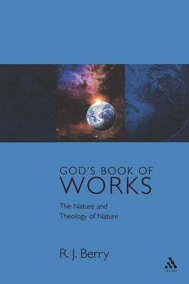 God's Book of Works by R.J. Berry image