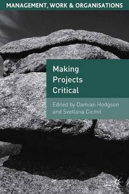 Making Projects Critical by Damian Hodgson