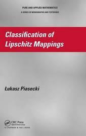 Classification of Lipschitz Mappings by Lukasz Piasecki