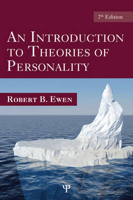 An Introduction to Theories of Personality by Robert B. Ewen image