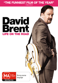 David Brent: Life On The Road on DVD