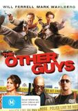 The Other Guys on DVD