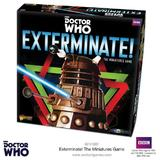 Doctor Who Exterminate! The Miniatures Game
