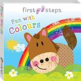 First Steps Board Book: Fun with Colours (horse)