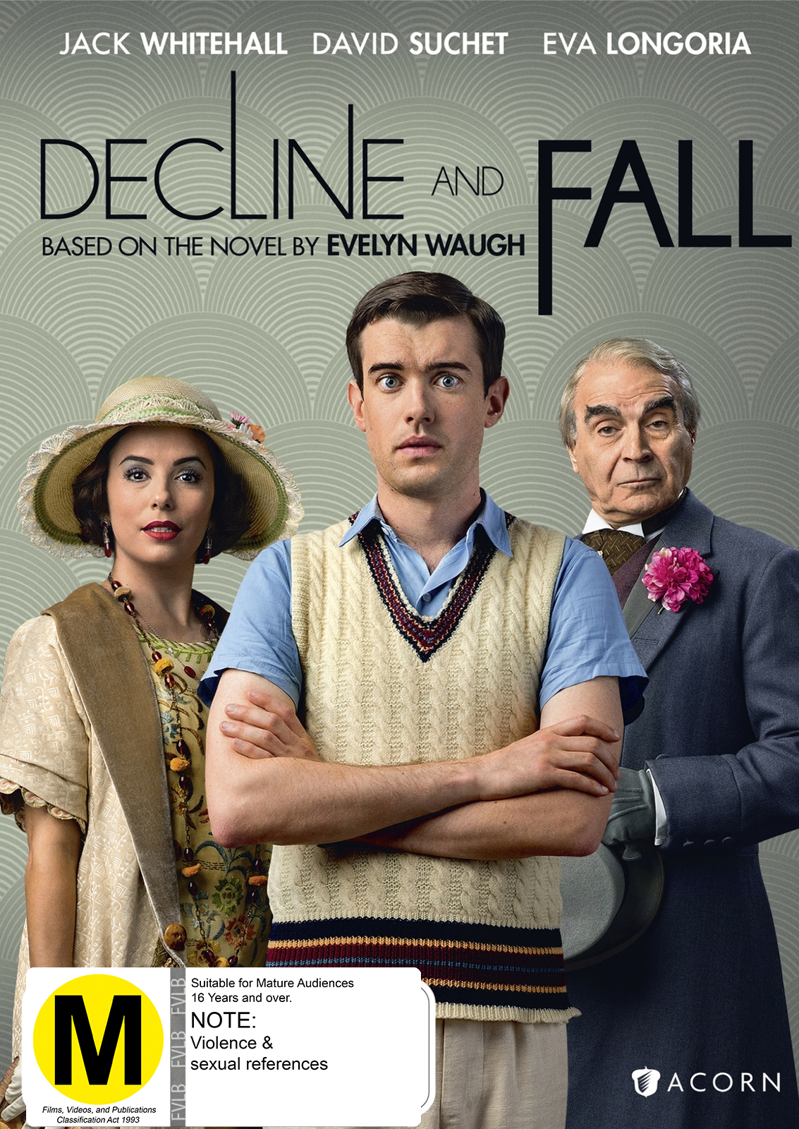 Decline And Fall on DVD image
